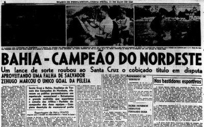 Tetra ou octa? Com o título de 2021, o Bahia relembra a velha polêmica no Nordeste