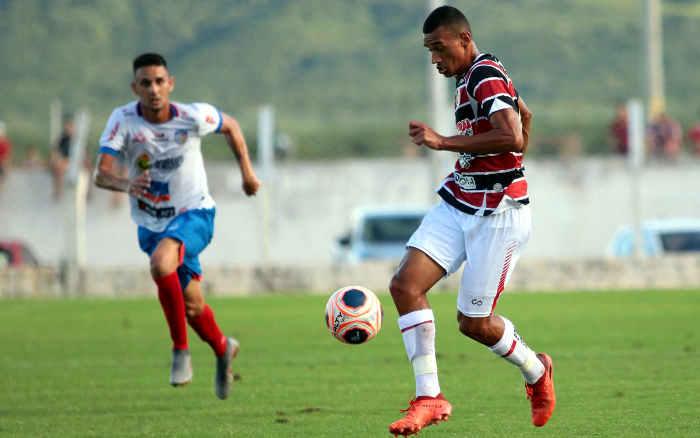 Santa Cruz empata com o Afogados no Sertão e disputará mata-mata com o… Afogados