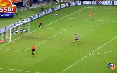 TV | SBT bate a Globo nas finais da Copa do Nordeste, com índice de 2021 superior a 2020
