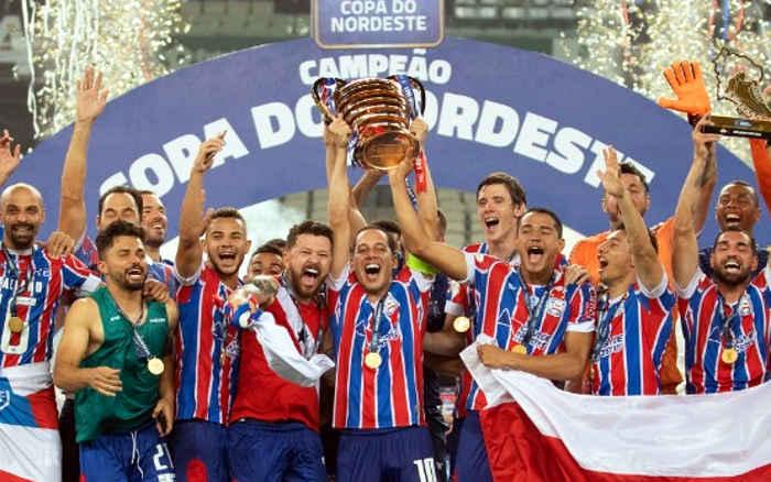 Com prêmio na final, Bahia fecha Nordestão com R$ 3,5 milhões. Desta vez, só com cotas