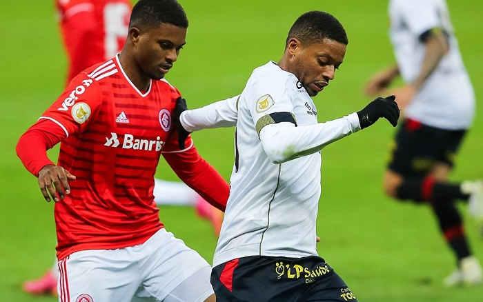 Modificado, Sport reage e empata com o Inter no Beira-Rio. Pontinho na estreia do BR