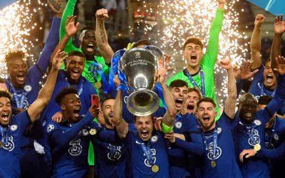 Letal e intransponível, o Chelsea derruba o City e vira o 13º multicampeão europeu