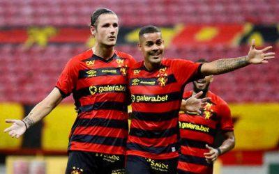 Sport vence Salgueiro na Arena e vai à final do Estadual; 9ª presença em 12 anos