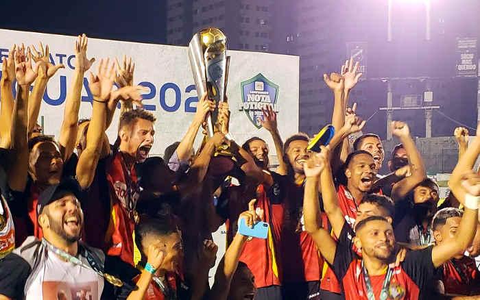 Título inédito do Globo no RN fecha a lista de participantes da Copa do Nordeste de 2022
