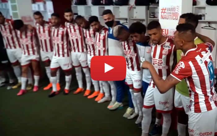 Vídeo | Os bastidores de Náutico 2 x 0 Vila Nova, pela Série B de 2021