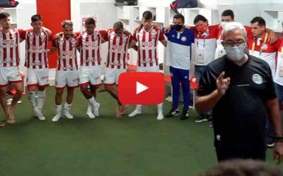 Vídeo   Os bastidores de Náutico 3 x 1 Botafogo, pela Série B de 2021