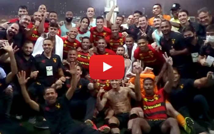 Vídeo   Os bastidores de Sport 1 x 0 Grêmio, pelo Brasileirão de 2021