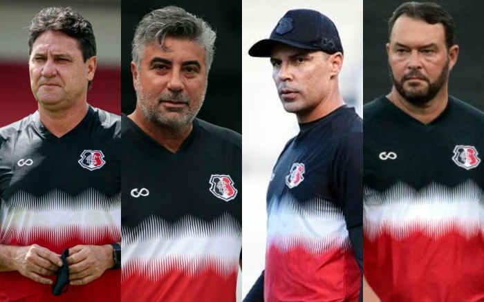 Análise | Com Roberto Fernandes, nova gestão do Santa vai para o 4º técnico em 4 meses