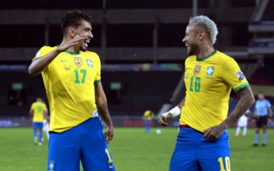 Brasil avança à final e decide a Copa América pela 13ª vez. No geral, busca a 10ª taça