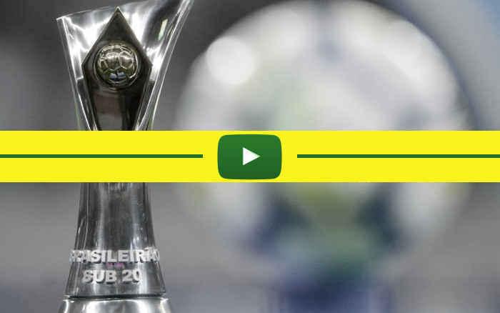 Ao vivo | Transmissão de Palmeiras x Sport, pela 11ª rodada do Brasileiro Sub 20