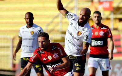 Com cara de jogo-treino, Sport perde do Flamengo no Rio; 6º revés seguido no duelo