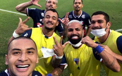 Fortaleza volta às quartas da Copa do Brasil após 20 anos; 38ª presença do Nordeste