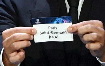 Os grupos da Champions League da temporada 2021/2022; PSG x City de cara, com Messi