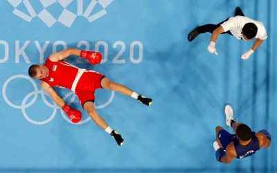 Com virada incrível, Hebert Conceição leva o ouro no boxe; o 2º do Brasil, o 2º da Bahia