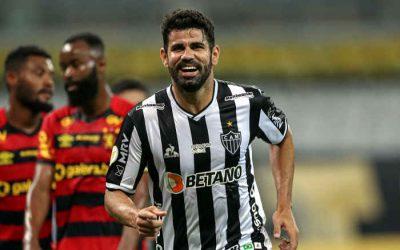 Sport é goleado pelo líder Atlético-MG e soma a 10ª derrota; sem gol há 632 minutos