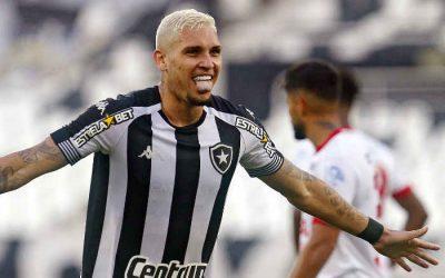 Náutico perde do Botafogo de virada e amplia má sequência; 1 vitória em 11 rodadas