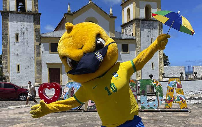 10 curiosidades sobre a Seleção Brasileira atuando em PE, com 19 jogos de 1934 a 2021