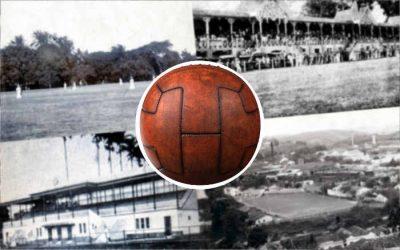Os ex-estádios do Recife que deram lugar a museu, parque, batalhão, prédios…