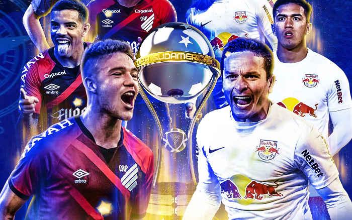 G9   Final da Sula com Athletico x Bragantino já garante recorde na Libertadores de 2022