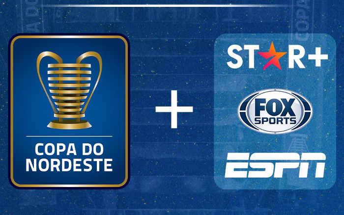 Copa do Nordeste fecha com o Grupo Disney e integra também a ESPN; deve ir além de 2022