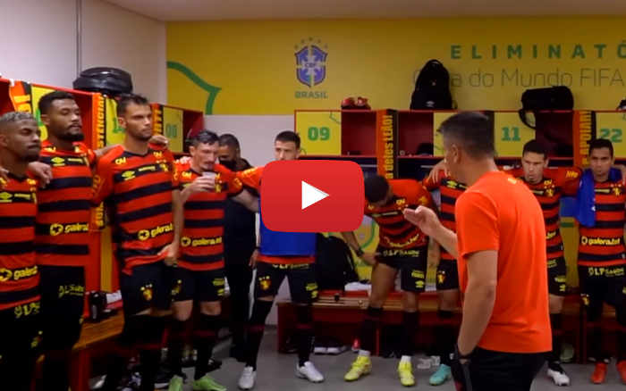Vídeo | Os bastidores de Sport 3 x 1 Juventude, pelo Brasileirão de 2021
