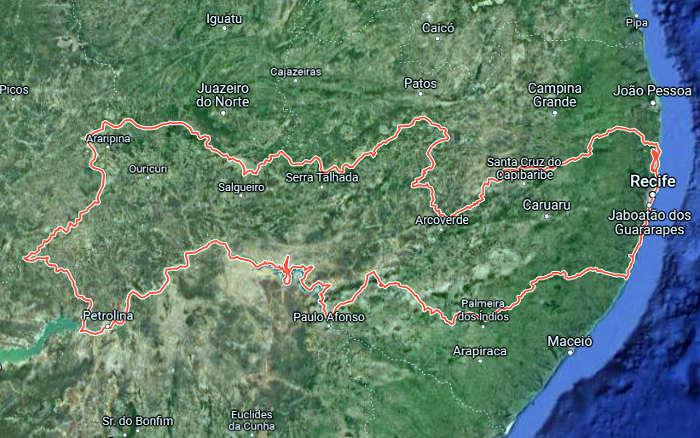 Raio x das torcidas em Pernambuco, do Recife (domínio local) ao Sertão (domínio do Fla)